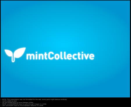 Mint Presentation